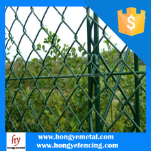 High Tensile Hot Dipped Galvanized 6Foot Chain Link Fence For Sales Factory