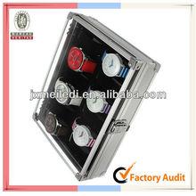 MLDGJ402 High Qulaity New Jewelry 12 Grid Slots Watches Display Storage Box