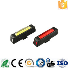 Alibaba Wholesale High Qualiy USB Rechargeable Waterproof LED Cycling Bike Bicycle Rear Safety Light