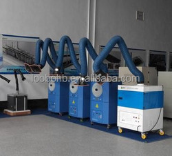 Loobo Filter for welding and metal fabrication/Mobile Smoke Collection