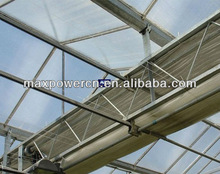 shading curtain compress greenhouse shading system