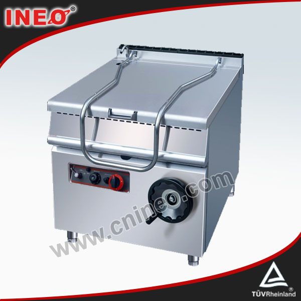 Restaurant commercial kitchen equipment gas tilting boiler for Kitchen unit for boiler