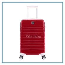 Full Size Stylish Travel Matting Leature Texture Finishing ABS PC Trolley Luggage Set