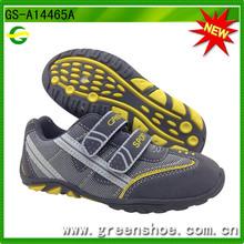 Duplo Velcro crianças sapatos casuais importados da China