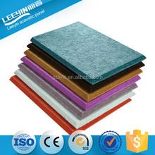 interior decorative polyester fibre acoustic panel