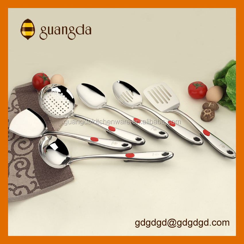 High Quality Made In China Cookware Set Stainless Steel