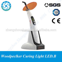 2015 Hot Sale woodpecker Curing Light LED.B made in China