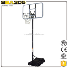 outdoor adult portable basketball stand