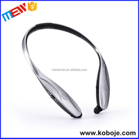 High quality oem different color available china supplier aec stereo bluetooth headphone