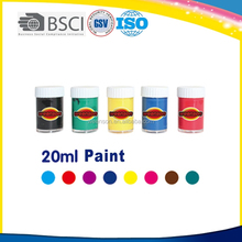 New product water color, tempera paint, poster paint