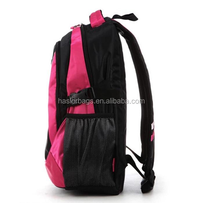 Usine pas cher sacs d'école pour les adolescents
