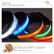 Unique product Flashing dog collar in flashing pet collar with dog collar