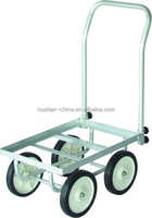 Durable, easy and convenient to assemble and use,Aluminium tool cart TC4511AL