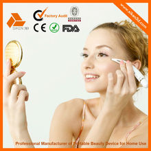Portable cheap beauty massager pen for eye care