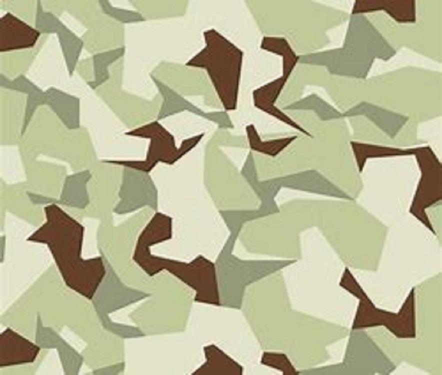 Barato desierto impermeable ejército desierto naranja tela de camuflaje