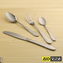 Silver Cutlery! stainless steel cheap cutlery