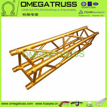 Small spigot stage truss, circle box lighting truss hot sale