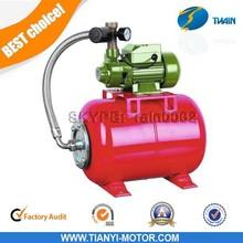Auqb60 water pressure pump rain water tank auto switch pressure garden water pump