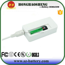 Soshine Sc-f3 sigle slot lifepo4/nimh/aa/aaa battery charger with Lcd