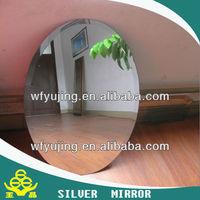 3-6mm Bathroom Silver Mirror With Beveled Edge