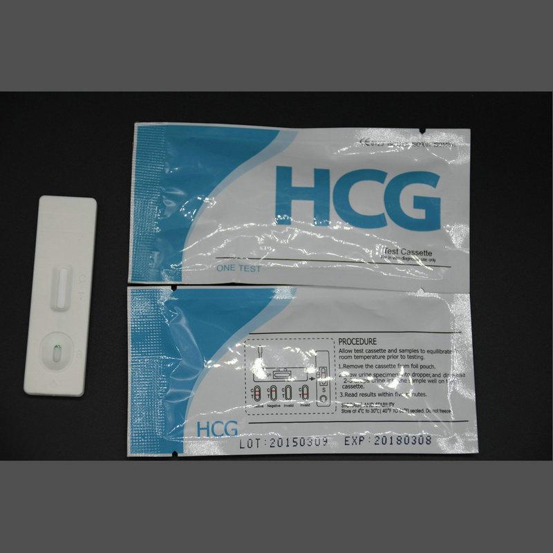 Caja de plástico para pruebas rápidas, embarazo + prueba + Caja, Google