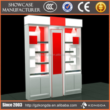 Supply all kinds of display cosmetics stand,fashion cosmetic store furniture