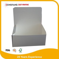 wholesale folding paper fried chicken wing boxes