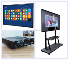 """Riotouch 50"""", 55"""", 65"""", 70"""" and 84"""" IR 10 users touch full hd touch screen pc for school and office"""
