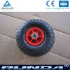 small pneumatic wheels 3.50-4 for hand trolley