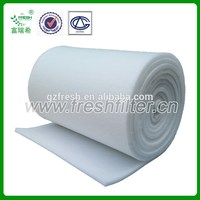 Air inlet filter cotton pre filter material g2 for car spray booth washable