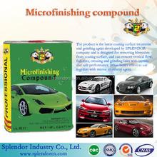 Microfinishing glaze wax for car/ splendor cheap car wax