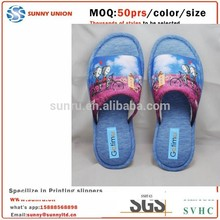 señora zapatillas de interior