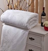 Natural Silk quilt/comforter/blanket/bedspreads with 100% Doupion silk filled (Fill 3.5 kg)