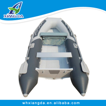 2015 Made-in-China CE Certificate Factory Price Rigid Hull Fiberglass Cheap Inflatable Boat
