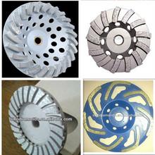 100mm grinding wheels/diamond granite polishing tools