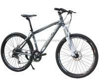 100% new material full aluminum alloy off road mountain bike