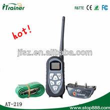 Aetertek AT-219 unique dog remote training products