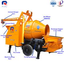 trade assurance low price concrete mixer pump JBT40-A