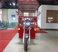 2015 high quality famous brand Passenger adult&disabled electric Tricycle