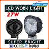 high power offroad led light 48w led work light for suv led truck light