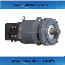 China supplier hydraulic pump displacement