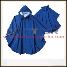 Hot sale adult PVC waterproof rain coats