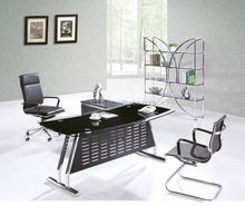 high quality and modern office tables,office table executive ceo desk office,L shape office desk PT-D020