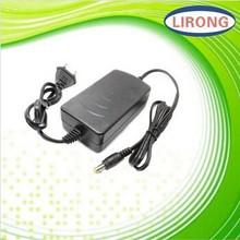AC100v-240v to DC 12V 3A Desktop ac power adapter with EU plug for CCTV or LED strip lighting