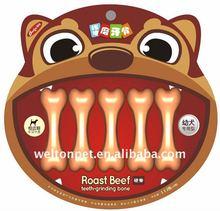 Superior Nutrition Balance Fresh Beef Flavor Teeth-Grinding Bone Dog Snacks