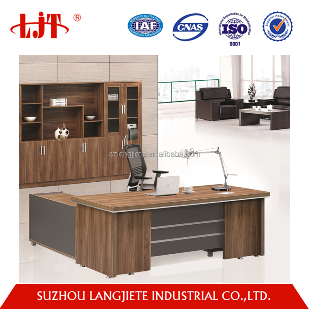 Affordable modern executive desk the for Cheap modern furniture reddit