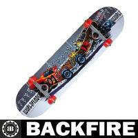 Backfire 2015 New Design Kick custom skateboards Complete Skateboard Professional Leading Manufacturer