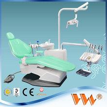 utilizzati poltrona dentista con lampada led del sensore e scaler fotopolimerizzare