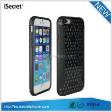 spiderman design silicon rock phone case for iphone 6