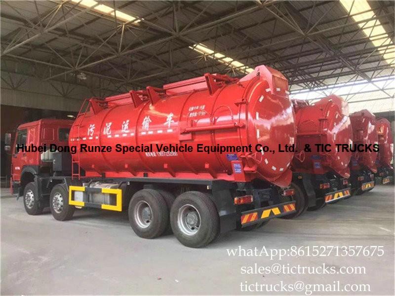 HOWO heavy truck 18 sludge  -05-sludge transporters-tanker.jpg